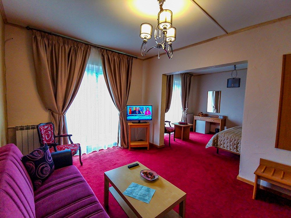 Apartament Hotel Belvedere Predeal