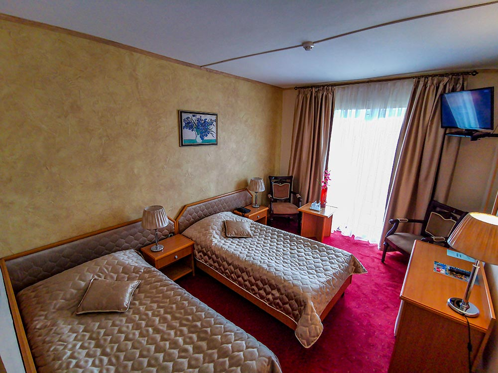 Camera Twin - Hotel Belvedere Predeal
