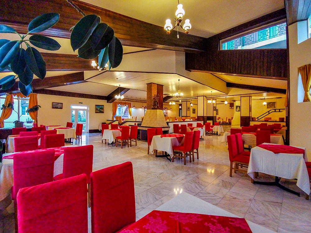 Restaurant Hotel Belvedere - Predeal